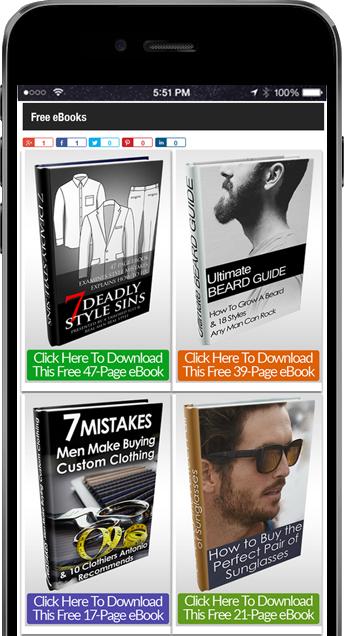 Stupendous Mens Style Mobile App From Realmenrealstyle Com Short Hairstyles For Black Women Fulllsitofus